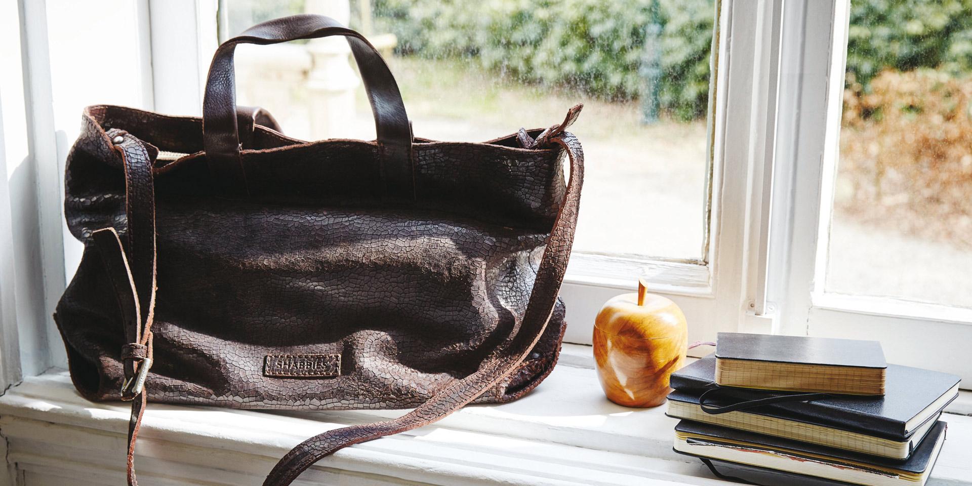Premium Vintage Taschen von Shabbies Amsterdam